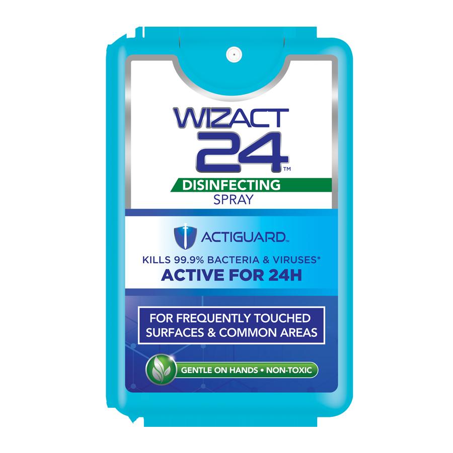 wizact24 pockets spray
